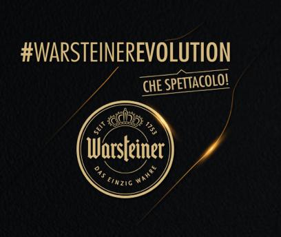 Warsteiner Evolution